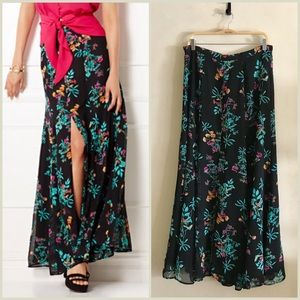 Eva Mendez Collection Maxi Skirt